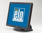 19'' touch screen rental ELO ET1915L: TFT Monitor 19 ''desktop. Graphite black color.